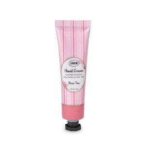 Fußpflege Handcreme - Rose Tea - Tube