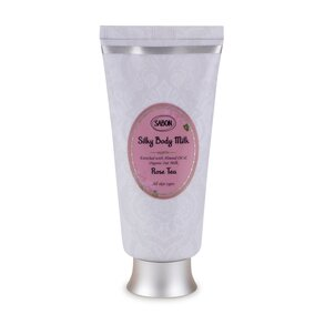 Body Creams Silky Body Milk - Tube Rose Tea