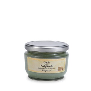 Bodylotions Body Scrub klein - Mango Kiwi