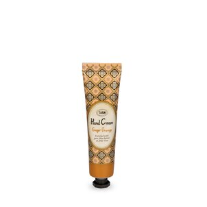 Mini Hand Cream Ginger - Orange