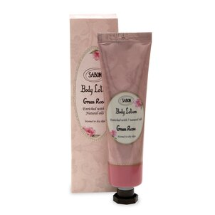 Hand Creams and Treatments Body Lotion - Tube Green Rose