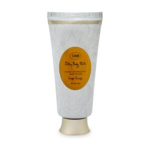 Silky Body Milk - Tube Ginger - Orange