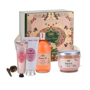 Gift Set Premium - Rose Tea 1
