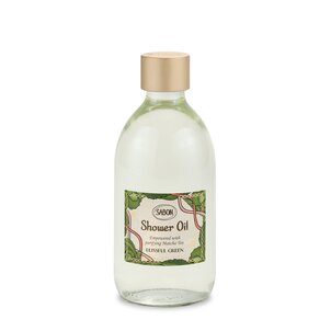 Shower Oil PET Blissful Green