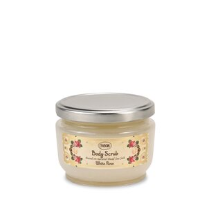 Scrub Corpo Piccolo White Rose