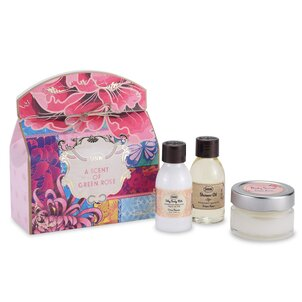 Set Regalo A Scent of Green Rose