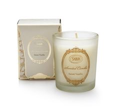Scented Candle S Sweet Vanilla